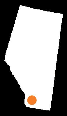 2020 RCF Winner - Map - Pincher Creek