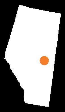 2020 RCF Winner - Map - Vegreville